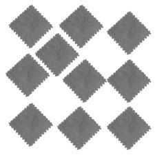 Kids Floor Puzzle Foam Shappy Velvet Mat  Tiles Carpet Exercise