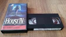 HOUSE 1V - WILLIAM KATT, TERRI TREAS -  VHS VIDEO TAPE