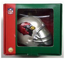 Arizona Cardinals NFL Football américain Casque Verre Arbre de Noël Ornement