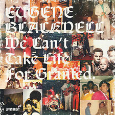 1 CENT CD We Can't Take Life For Granted - Eugene Blacknell