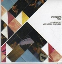 (BZ779) What Is Love, AZitiZ - 2011 DJ CD