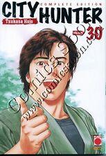 CITY HUNTER - Numero 30 - Complete Edition - Planet Manga - Panini Comics NUOVO