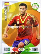Adrenalyn XL - Juan Mata - Spanien - Road to 2014 FIFA World Cup Brazil
