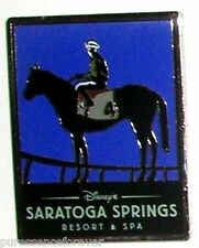 Disney Pin: WDW Cast - Disney's Saratoga Springs Resort & Spa (LE 3000)