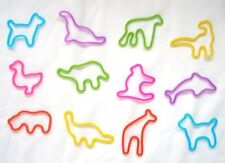 144 pcs Animal Shaped Rubber Crazy Bandz Silly Bracelet Party Favor Bag Filler
