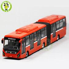1/64 China Volvo Articulated Bus Models Sunwin Bus Karachi Lahore Pakistan BRT