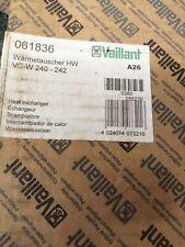 Vailant Heat Exchanger 061836