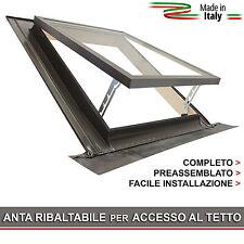 Lucernaio / Finestra per uscita sul tetto - CLASSIC VASISTAS 55x78 (infisso CE)