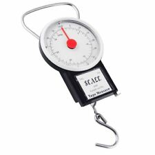 32KG Portabe Travel Weighing Baggage Luggage Scales with Bulit in Tape Measure