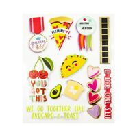 Modern Pop Foil Puffy Stickers By Recollections™ 536186 NEW