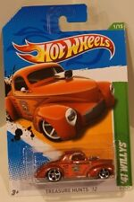 2012 Hot Wheels Treasure Hunt #1/15 - '41 Willys