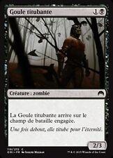 MTG Magic ORI FOIL - Shambling Ghoul/Goule titubante, French/VF