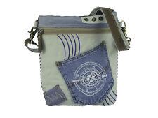 Sunsa Damen Taschen Umhängetasche Handtasche Baumwolle&Jeans Schultertasche