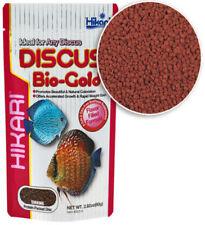 Hikari Discus BioGold Sinking Pellet 2.82oz  (Free Shipping)