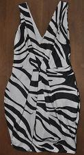 Jane Norman V-Neck Party Midi Dresses for Women