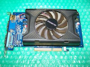 Gigabyte ATI Radeon HD4650 1GB AGP HDMI DVI VGA Graphics Card, Tested