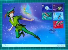 More details for 2002 peter pan artists palette fdc