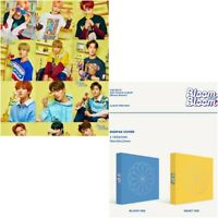 THE BOYZ: BLOOM BLOOM* CD+Full Package+Poster (Cracker) 2nd Single Album K-POP