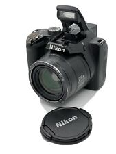 Nikon COOLPIX P100 10.3MP Digital Camera - Black