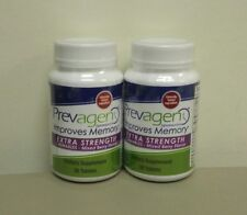 lot of 2 Prevagen Extra Strength Chewables - Mixed Berry 20 mg 30 Count NO BOX