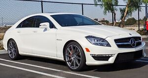 Mercedes Benz CLS 63 AMG Rear adjustable lowered links 2011/2018 & E63AMG2010/18