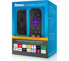 ROKU Express Smart Streaming Player - Currys