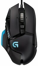 Logitech G502 Proteus Core Tunable Gaming Mouse with Fully Customizable Surface