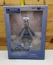 "New Kingdom Hearts Series 3 ""Tron"" Goofy 6"" Figure Walgreens Diamond Select Toys"