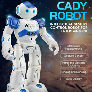 JJRC R2 Cady USB Charging Dancing Gesture Control Robot Toy Children Xmas Gift