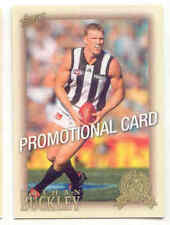 Nathan Buckley AFL & Australian Rules Football Trading Cards