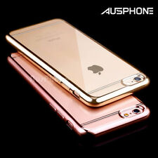 Metallic Silicone/Gel/Rubber Mobile Phone Bumpers