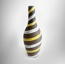 Ingrid Atterberg Upsala Ekeby Sweden vase - swirl design FREE SHIPPING