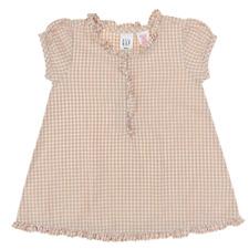 gap robe vichy taille  6/12 mois