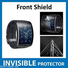 Samsung Galaxy GEAR S Screen Protector - FRONT Military Grade