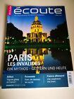 Ècoute - das Sprachmagazin für Frankreichliebhaber - März 2013