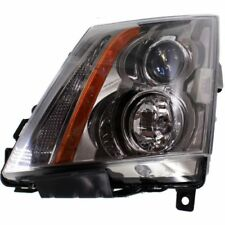 For Cadillac CTS 08-15, Driver Side Headlight, Clear Lens