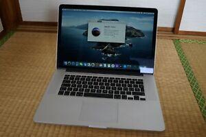 Apple MacBook Pro 15 inch Laptop- A1398