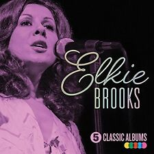 Elkie Brooks - 5 Classic Albums [New CD] UK - Import