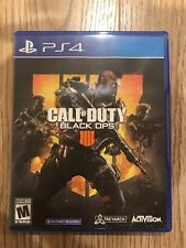 EUC Call of Duty Black Ops 4 (Sony PlayStation 4, Pro 2018) Fast Ship Xbox