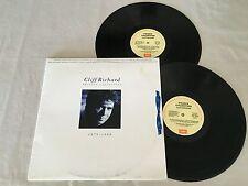 CLIFF RICHARD PRIVATE COLLECTION GATEFOLD 1988 AUSTRALIAN RELEASE DOUBLE LP