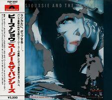 SIOUXSIE AND THE BANSHEES Peep Show FIRST PRESS JAPAN CD OBI P32P 20197