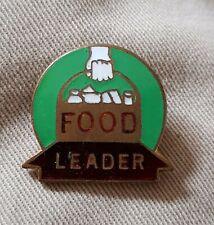 Food leader Badge