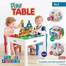 Table and Chairs set for Children Kids boys and Girls Study Table Activity set
