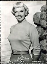photo Waener Bros . Doris Day .  actrice et chanteuse Américaine . 23 X 16 cm