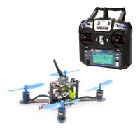 Bat-100 Kohlefaser DIY FPV Brushless RTF Racing Quadcopter mit Flysky FSI6 TX