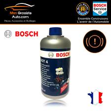 Liquide de frein DOT 4 BOSCH Bidon de 500 mL