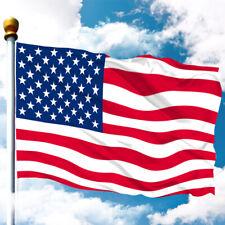 American Flag US USA | 3'x5' ft | EMBROIDERED Stars, Sewn Stripes