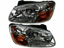 For 2007-2008 Kia Spectra Headlight Assembly Set 41959WV Headlight Assembly