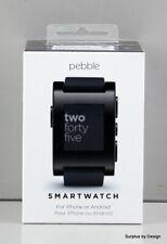 "*NEW OPEN BOX* Pebble 301WH 1.2"" Smartwatch"