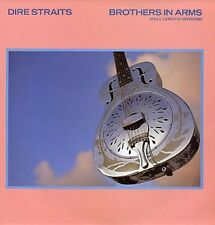 """DIRE STRAITS Brothers In Arms 1985 UK 12"""" Vinyl Single EXCELLENT CONDITION"""